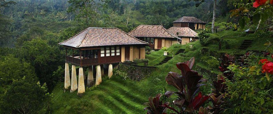 Hotels resorts mesmerizing traditional resort in maya for Bali resort villa
