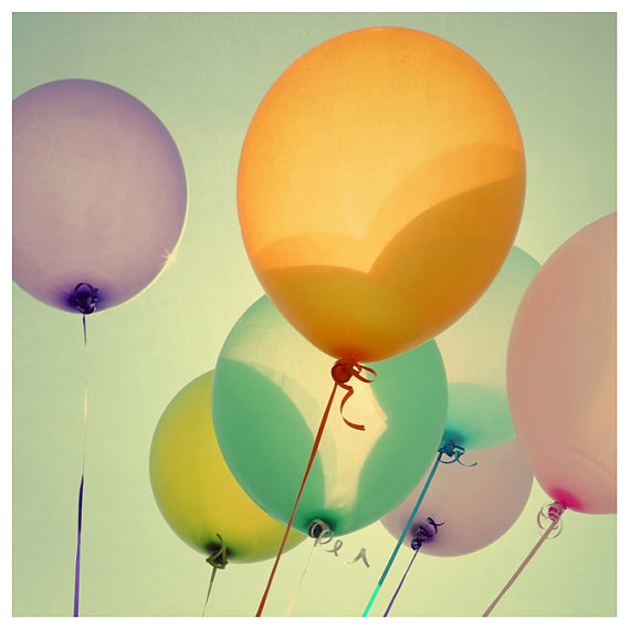 Balloon Photograph Summer Photography Fine Art by AliciaBock, $35.00 ...