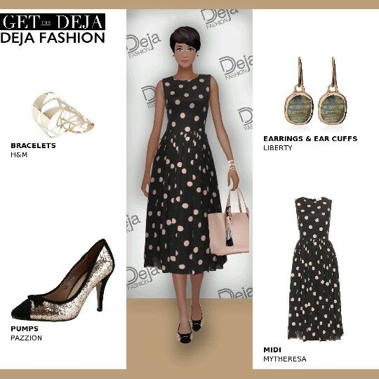Created on Deja Fashion by KrystleLight