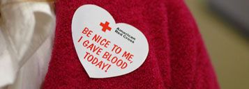 The Red Cross is a great national organization that helps