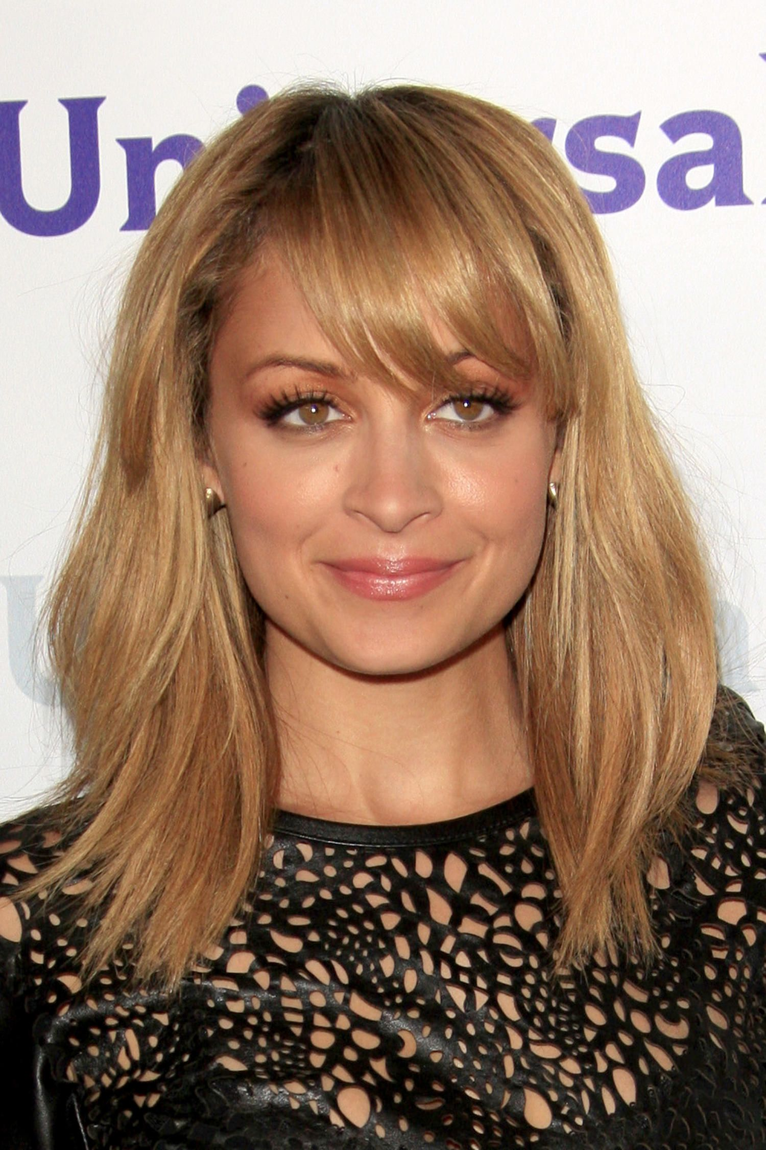 Long Brown Hairstyles with Bangs: Nicole Richie Hair Long Brown Hairstyles with Bangs: Nicole Richie Hair new picture
