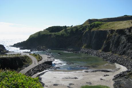 Beaches of the Newport Oregon Area