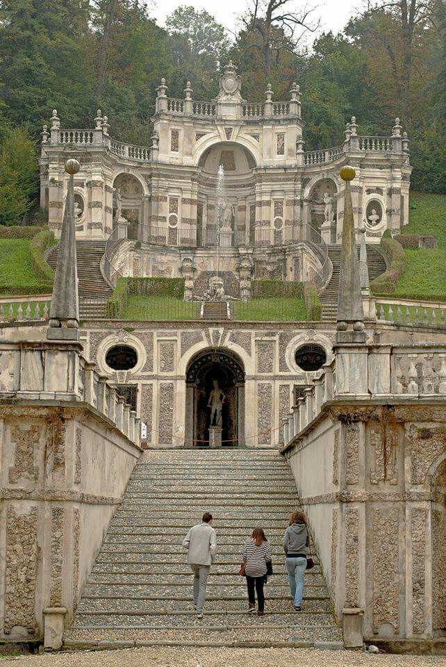Villa della Regina Torino Italy Luoghi, Paesaggi e