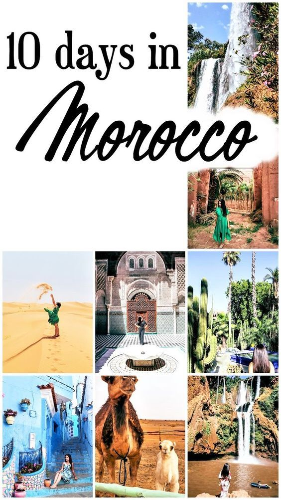 Although my vacation was a bit shorter, I chose to make a 10-day Morocco itinerary because I think this should be the minimum number of days you need  #travel #travelphotography #photography #nature #travelgram #love #photooftheday #instagood #wanderlust #instatravel #adventure #travelblogger #trip