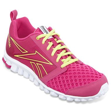 debca6200ad14c Reebok® RealFlex Scream 2.0 Womens Athletic Shoes - jcpenney (7.5 ...