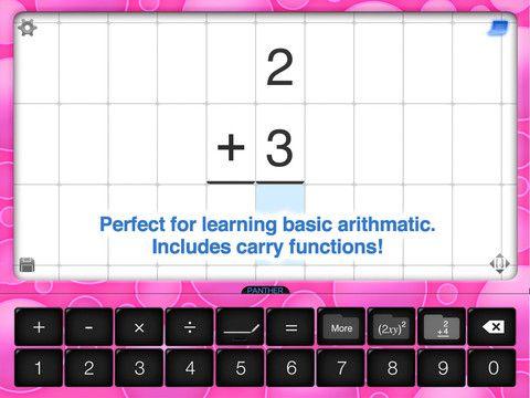 Math Paper An Interactive Math App By Panther Technology Maths