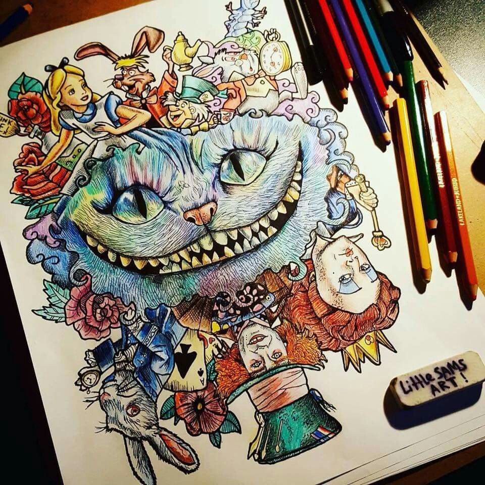 Alice No País Das Maravilhas, Disney, O Melhor Desenho