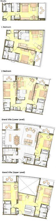 15+ Bay lake tower two bedroom floor plan formasi cpns