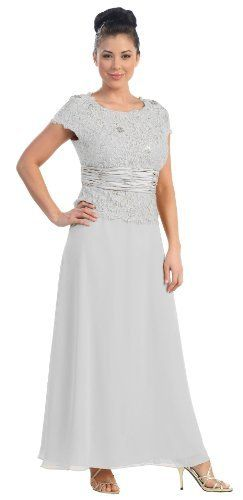 Mother of the Bride Formal Evening Dress #571 (4XL, Silver) US Fairytailes,http://www.amazon.com/dp/B00BTR2U5G/ref=cm_sw_r_pi_dp_5MJurb9AE7F74EB7