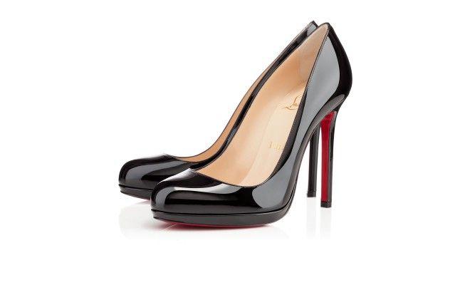 1e882fa466e neofilo 120mm black patent leather | christian louboutin | shoes ...