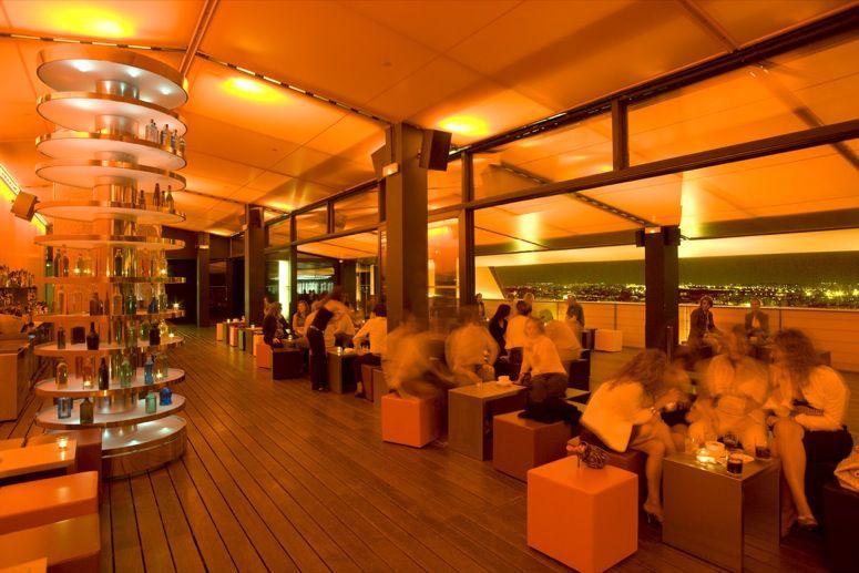 Best Terrace Bars In Madrid The Skynight Terrace Puerta