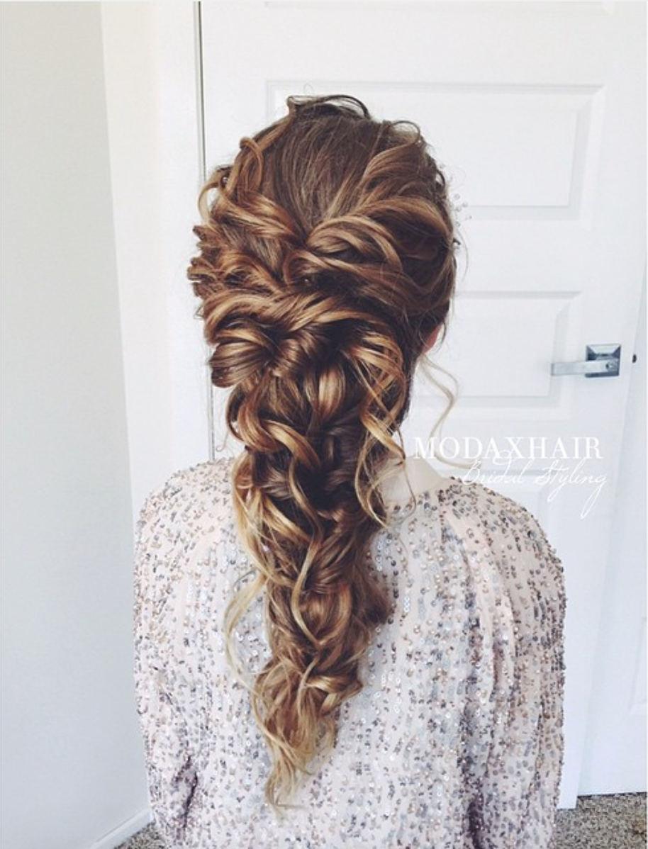 IG: Ulyana Aster | beauty | Pinterest | Aster, Prom and Hair style