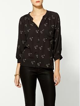 Greylin Oh My Stars Button Down Blouse | Piperlime $60