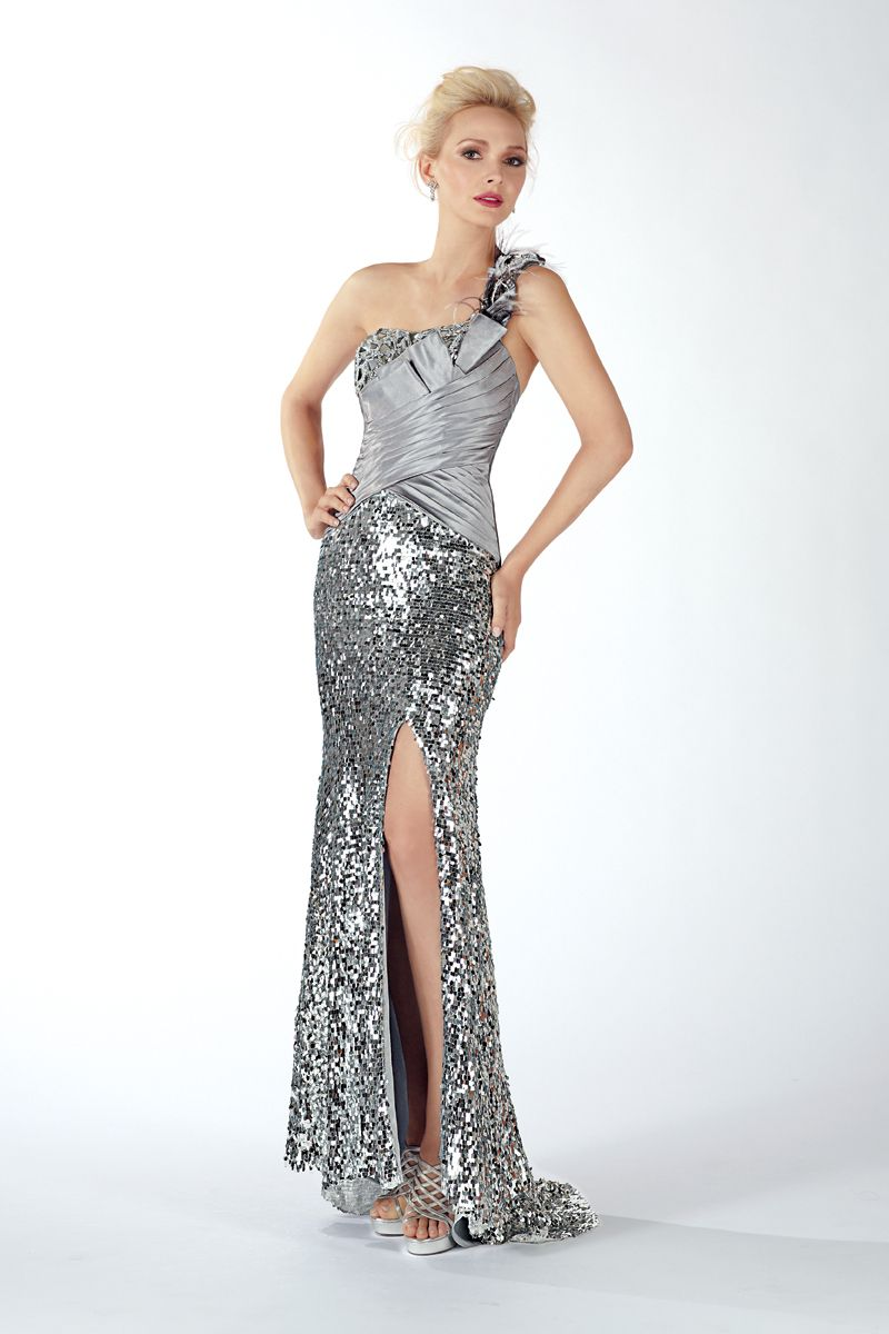 Prom dress preview by black label sequins only no return