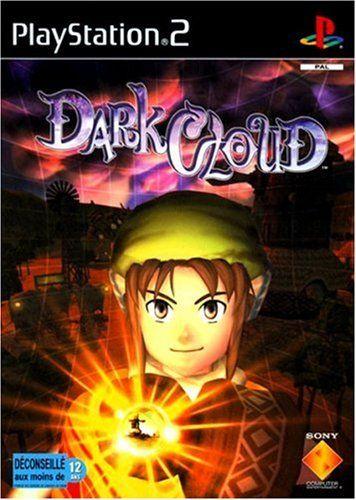 Dark Cloud Sony Dark Clouds Ps2 Games The Dark Crystal