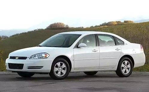 Car Manuals & Literature Other Car Manuals 2007 Chevrolet Impala ...