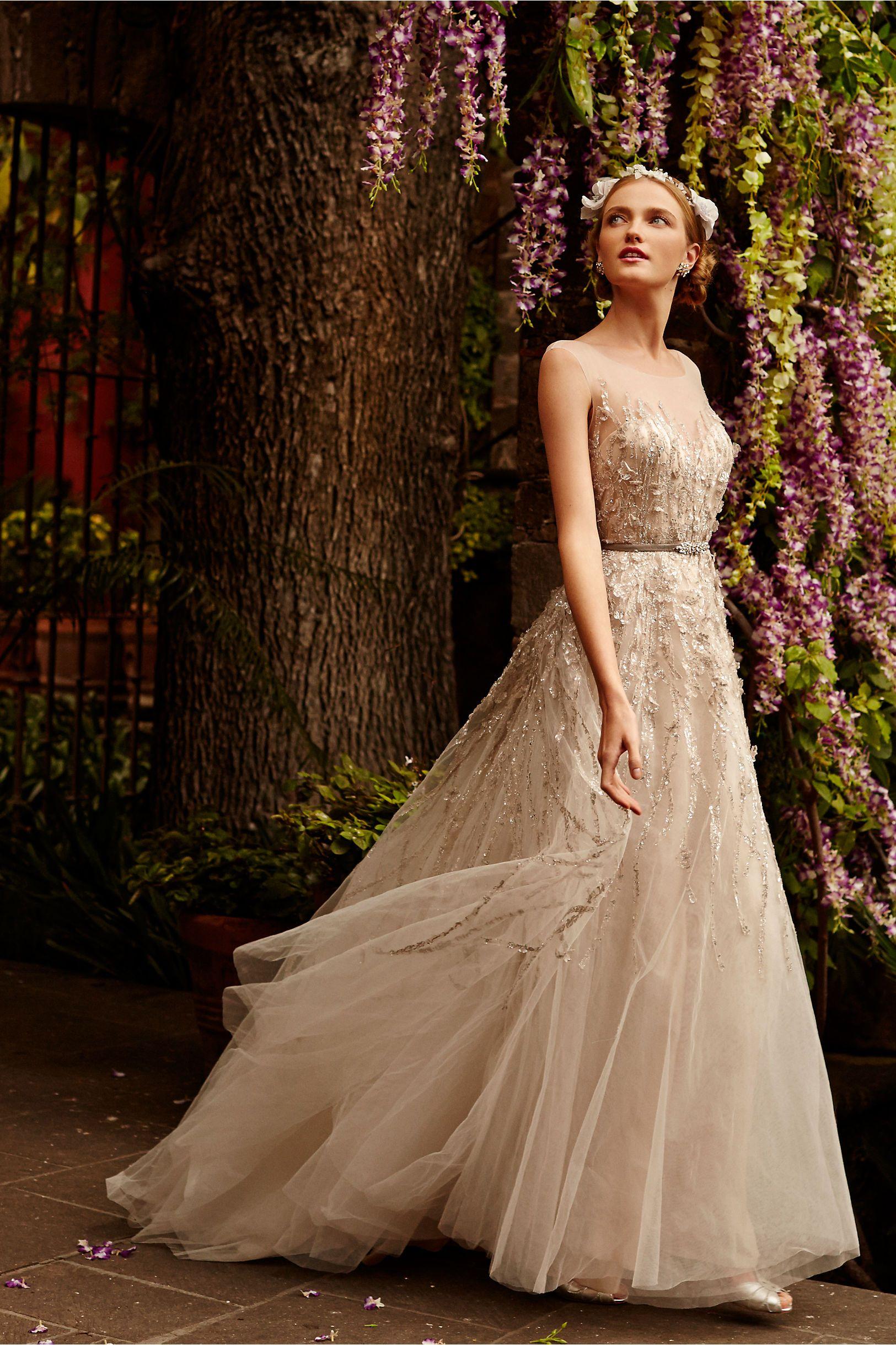 Wisteria wedding gown bhldn fashion pinterest wisteria