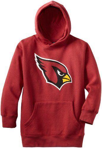 NFL Arizona Cardinals Youth 8 20 Fleece Hoodie Primary Logo by NFL