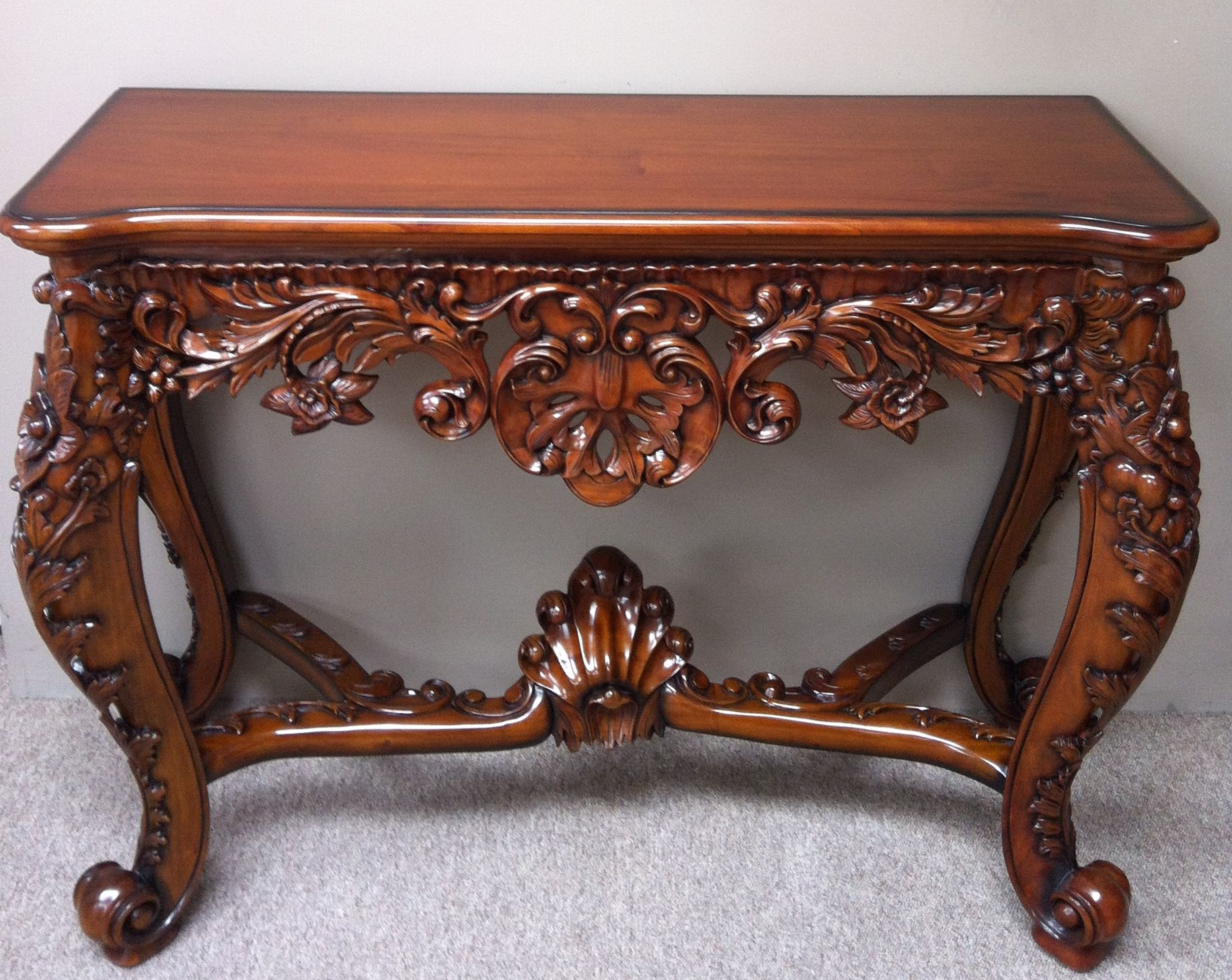 D04 mahogany console table the seti furniture company french d04 mahogany console table the seti furniture company geotapseo Gallery