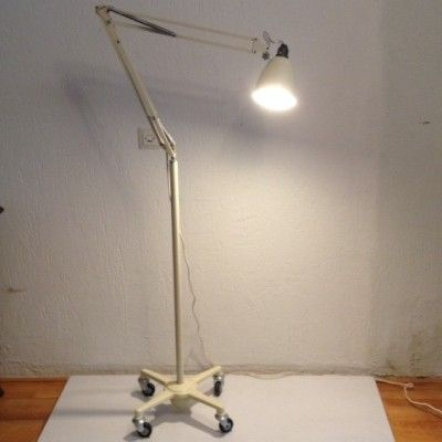 located using u003e anglepoise floor lamp by george carwardine for herbert terry and