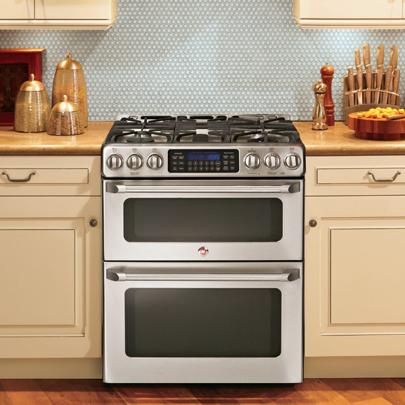 Electrolux Vs Ge Cafe Gas Slide In Ranges Reviews Ratings Prices