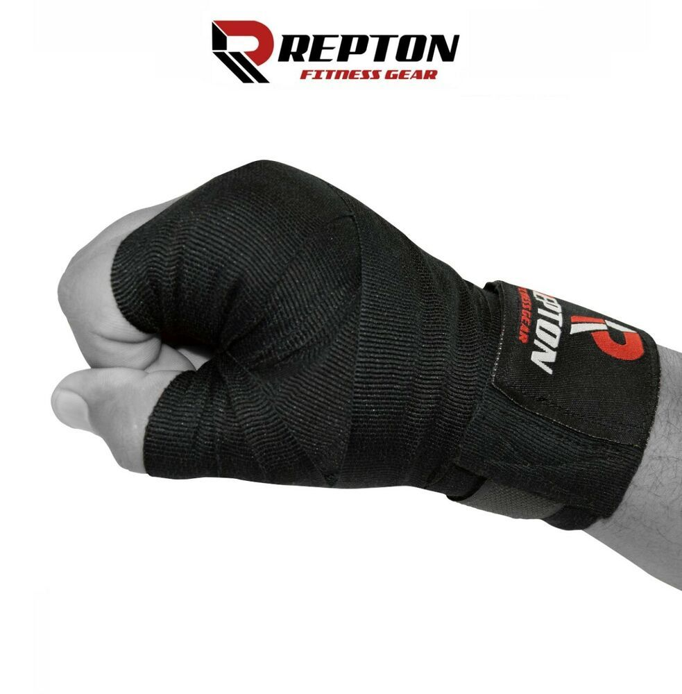 Inner Gloves Hand Wraps Bandages Boxing Muay Thai MMA Gym TraininMexican Stretch