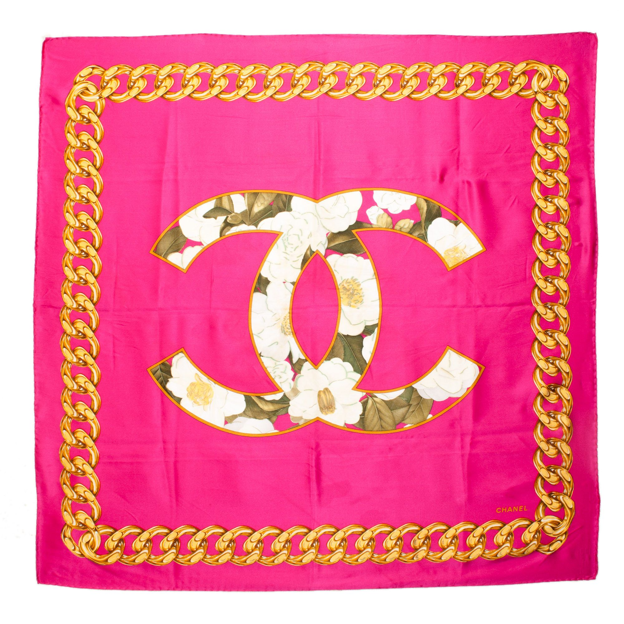 4404d898712 Chanel Scarf - very cool and vintage
