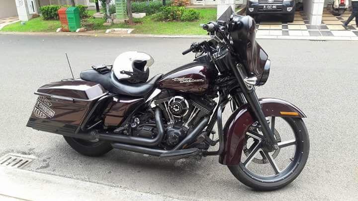 Harley Davidson Forty Eight Bekas