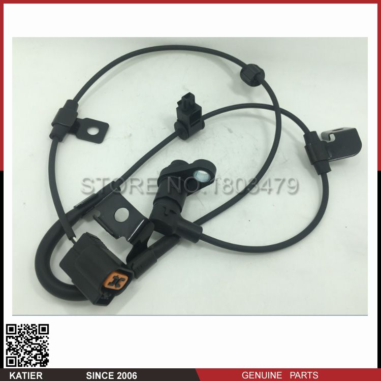 Free Shipping Abs Sensor 4670a597 Rear Left For Mitsubishi Triton