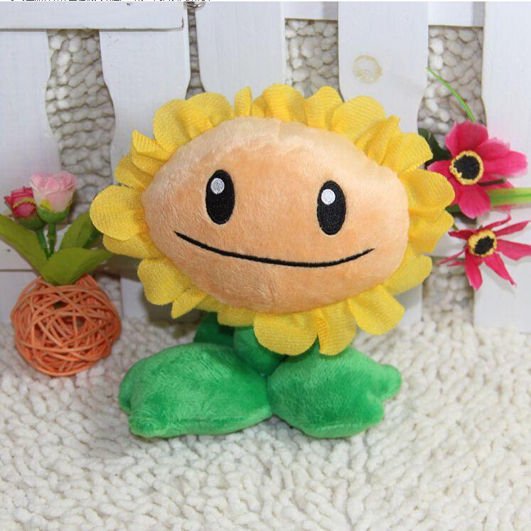 Plants Vs Zombies Pea Shooter Sunflower Squash Soft Plush Dolls The Walker Store Https Thewalkerstore Com Plants Vs Zombies Pea Shooter Sunflower Squash So