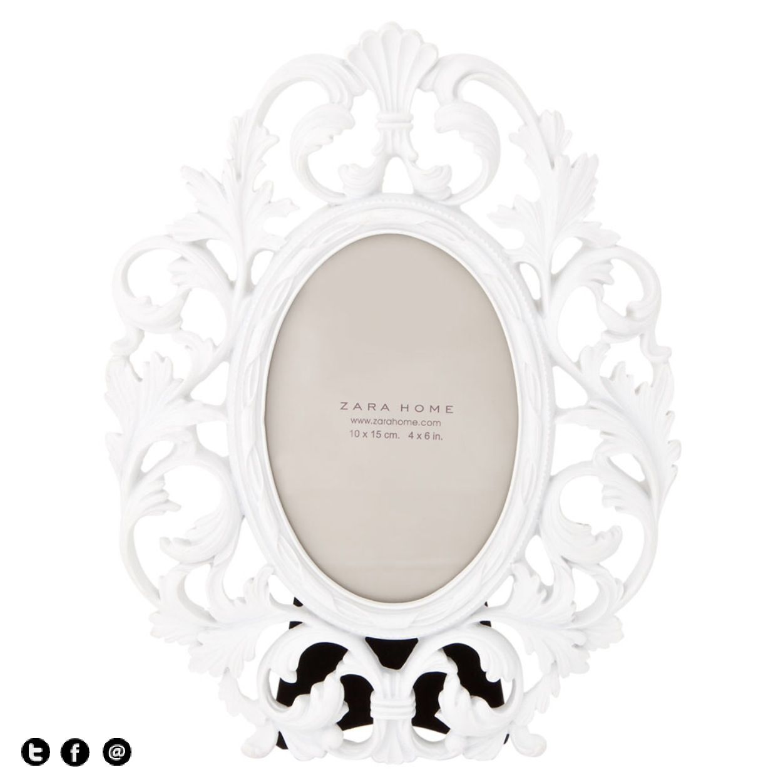 Marco ovalado calado | marcos para espejos | Pinterest | Marco ...