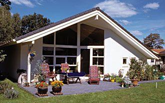 EBK Haus Einfamilienhaus · Freizeithaus · Ferienparks