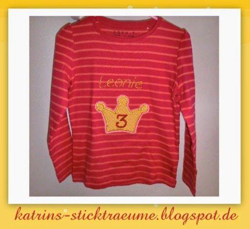 T-Shirt Leonie Krone 3