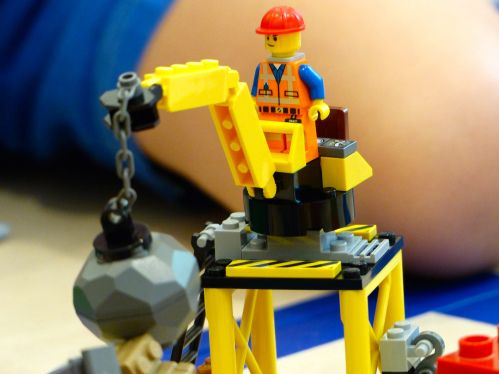 Lego City - Construction Site