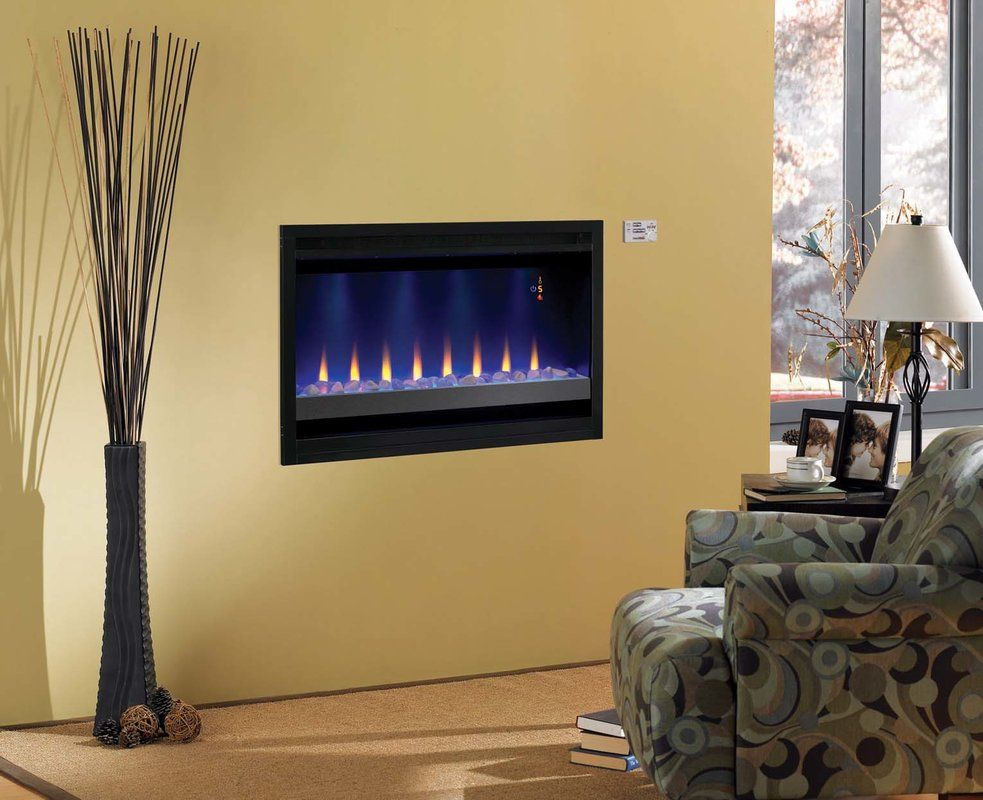 Fireplace inserts and Electric fireplaces