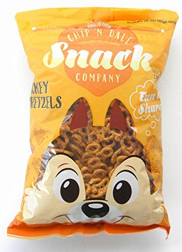 Disney Park Chip And Dale Snack Company Mickey Mouse Pret Https