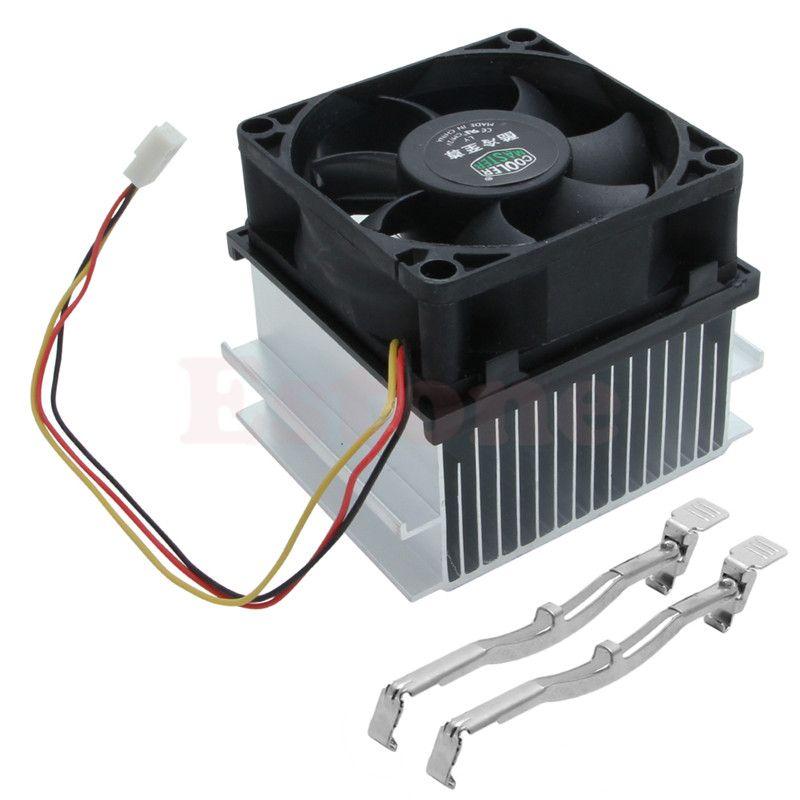Dc 12v Fan Pc Computer Chassis Fan Box Heatsink Cooler Cooling Fan