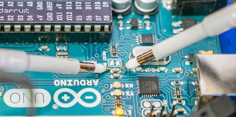 Learn Six Oscilloscope Measurements With One Arduino
