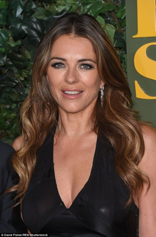 Elizabeth Hurley Joined By Her Very Dapper Son Damian Elizabeth Hurley Elizabeth Hurley Hugh Grant Lily Donaldson