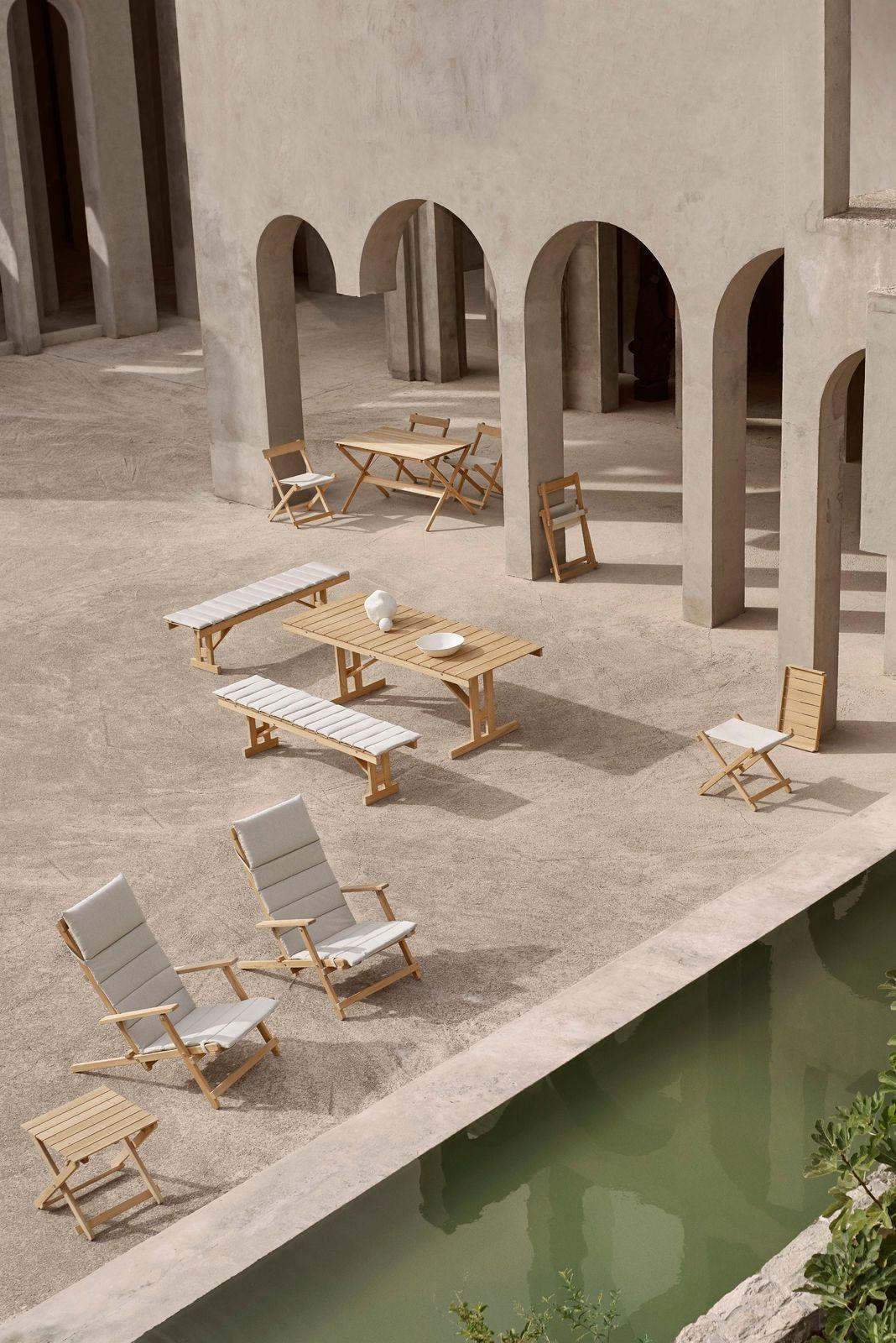 BM5568 Deck Chair   Futuristic architecture, Design ...