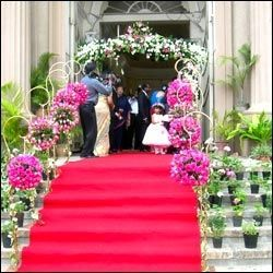 Booking for Wedding Planning, Wedding Decorations
