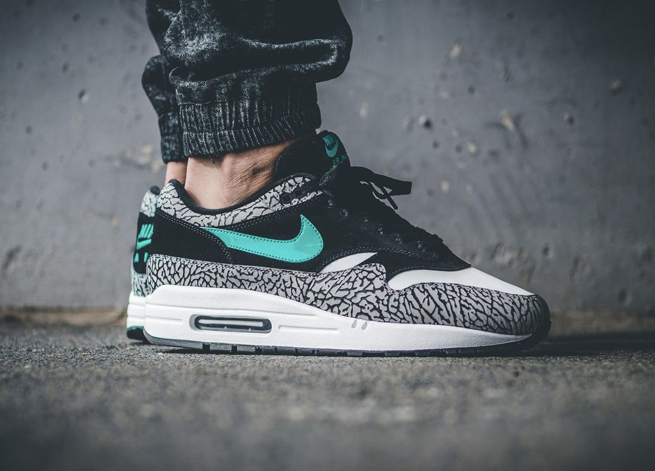 detailed look 0aaf8 d90cf Atmos x Nike Air Max 1 Anniversary Elephant - 2017 (by sixnine)