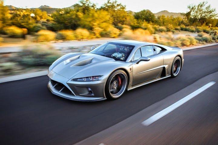 Falcon F7 The American Supercar Super Cars Car Latest Cars