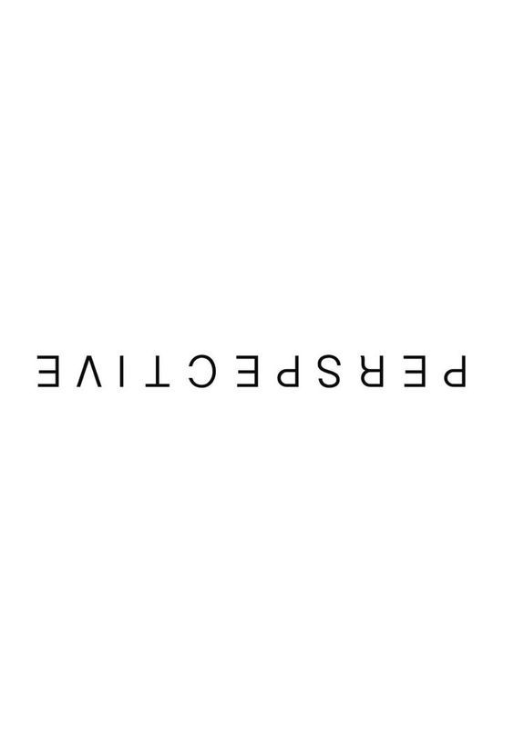 Quotes About Perspective Upside Down Inside Outperspective Changes Everything Quotes .