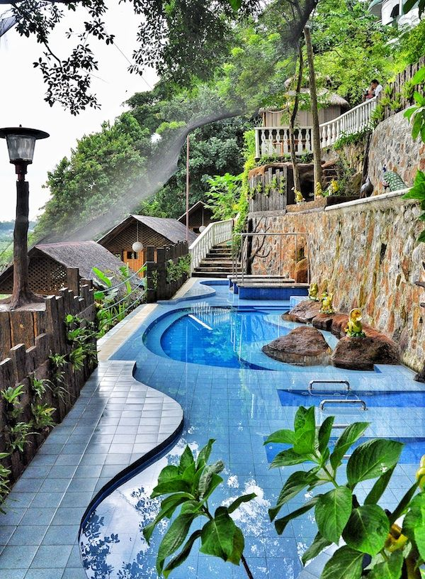 Luljetta S Hanging Gardens And Spa Antipolo 39 S Relaxing Hideaway