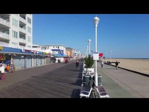 Around the Boardwalk at Talbot St video...  #oceancitycool