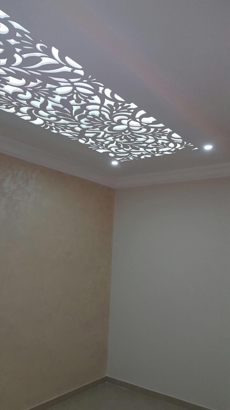 Prodigio Oujda maroc Gypsum CeilingTv Wall DecorFalse