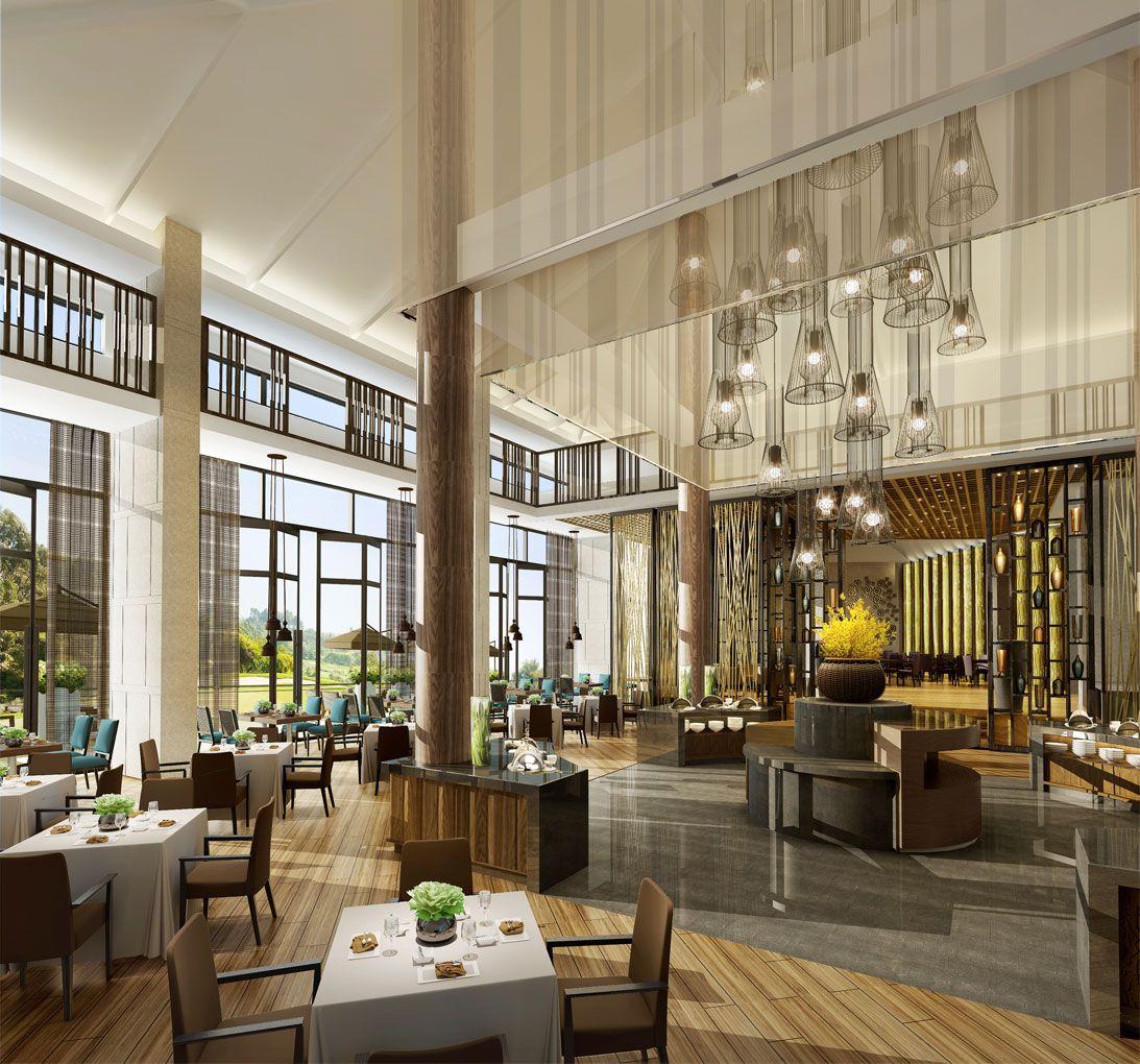 Kunming Spring City Golf & Lake Resort designed by Studio