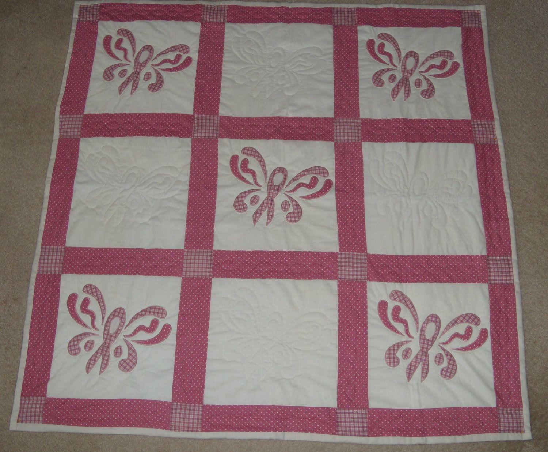 Pin On Pink Ribbon Quilts