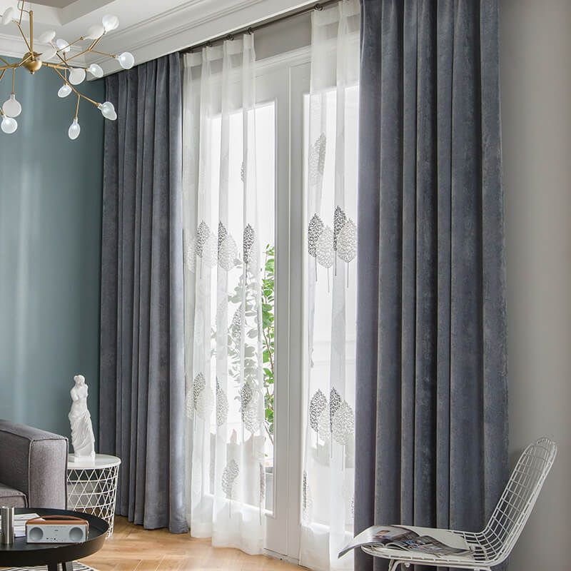21 Amazing Curtain Window Ideas To Bring Style To The Room Long